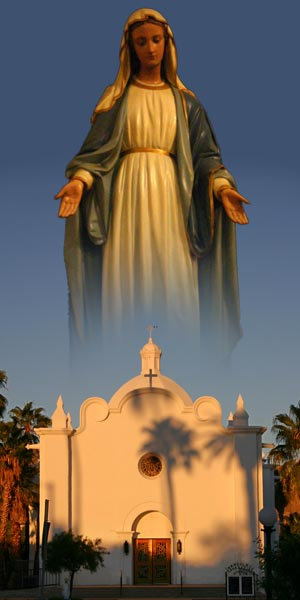 Ajo Immaculate conception Church